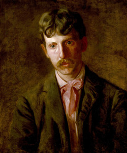 Art Prints of The Pianist Stanley Addicks by Thomas Eakins