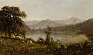Art Prints of Lake Ralphine by Thomas Hill