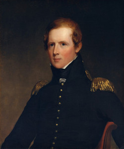 Art Prints of Portrait of Major John Biddle by Thomas Sully