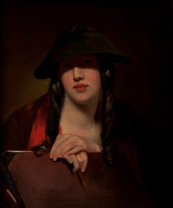 Art Prints of The Student, Rosalie Kemble Sully by Thomas Sully