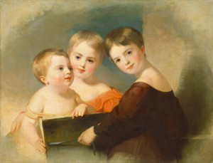 Art Prints of The Vanderkemp Sisters by Thomas Sully