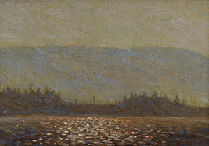 Art Prints of Canoe Lake, Algonquin Park by Tom Thomson