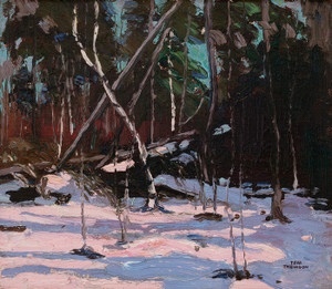 Art Prints of Early Snow, Algonquin Park by Tom Thomson