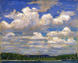 Art Prints of Thunderstruck by Tom Thomson