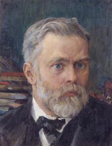 Art Prints of Emmanuel Nobel by Valentin Serov