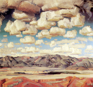 Art Prints of Taos Valley 1935 by Victor Higgins