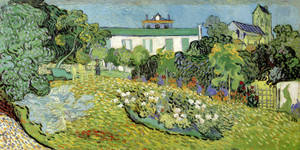 Art Prints of Daubigny's Garden, 1890 by Vincent Van Gogh