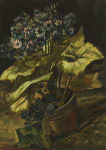 Art Prints of Cineraria by Vincent Van Gogh