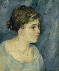 Art Prints of Portrait of a Prostitute, 1885 by Vincent Van Gogh