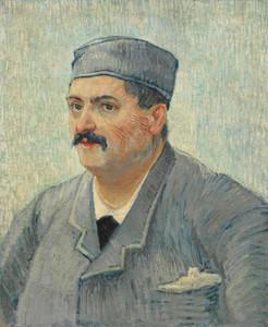 Art Prints of Portrait of Etienne Lucien Martin by Vincent Van Gogh