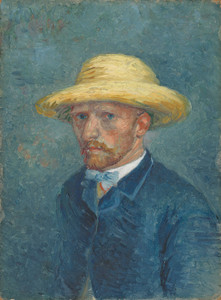 Art Prints of Portrait of Theo Van Gogh by Vincent Van Gogh