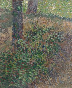Art Prints of Undergrowth, 1887 by Vincent Van Gogh