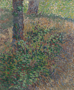 Art Prints of Undergrowth, 1887 by Vincent Van Gogh