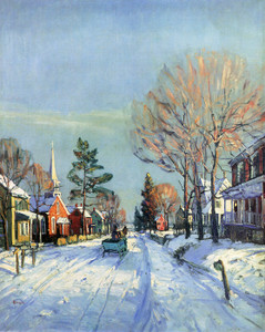 Art Prints of Sellersville, PA by Walter Baum