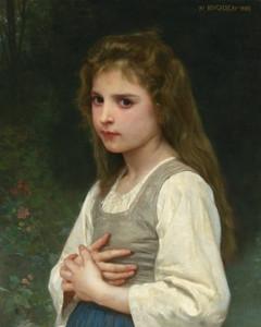 Art Prints of Jeanne by William Bouguereau