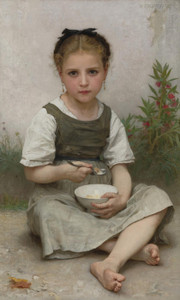Art Prints of Morning Breakfast by William Bouguereau