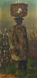 Art Prints of In the Cotton Field by William Aiken Walker
