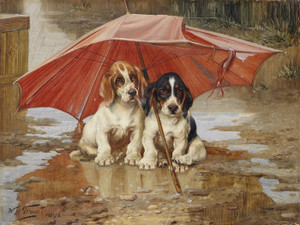 Art Prints of Wait Until the Clouds Roll By by William Henry Hamilton Trood