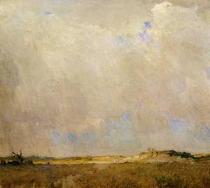 Art Prints of Summer Day, Montauk by William Lathrop