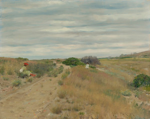 Art Prints of The Old Sand Road by William Merritt Chase