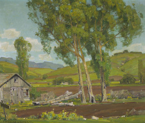 Art Prints of Hidden Valley by William Wendt
