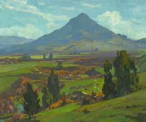 Art Prints of Landscape Near San-luis-Obispo by William Wendt