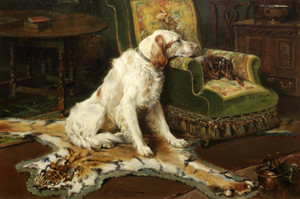 Art Prints of Pride of Place by William Woodhouse