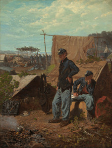 Art Prints of Home Sweet Home by Winslow Homer