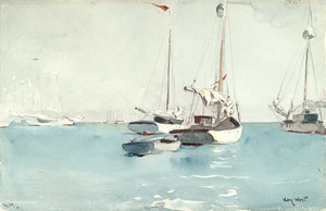 Art Prints of Key West by Winslow Homer
