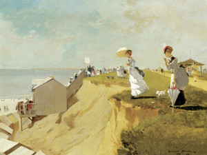 Art Prints of Long Brand New Jersey by Winslow Homer