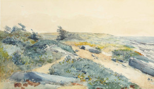 Art Prints of Prout's Neck by Winslow Homer