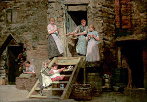 Art Prints of Sparrow Hall by Winslow Homer