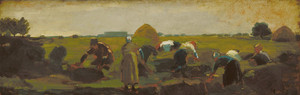 Art Prints of The Gleaners by Winslow Homer