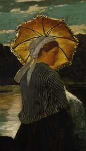 Art Prints of The Nurse by Winslow Homer