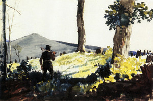 Art Prints of The Pioneer by Winslow Homer