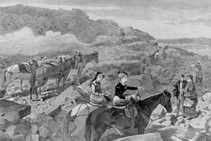 Art Prints of The Summit of Mount Washington by Winslow Homer