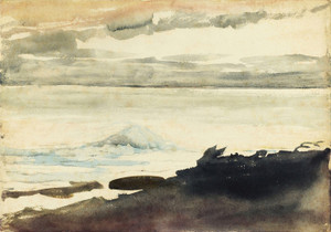 Art Prints of West Point, Prout's Neck by Winslow Homer