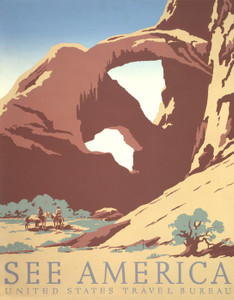 Art Prints of See America (399126), Travel Poster