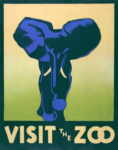 Art Prints of Visit the Zoo (399133), Travel Poster