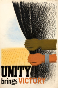Art Prints of Unity of Strength, War & Propaganda Posters