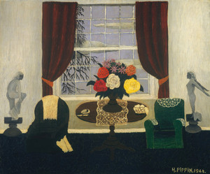 Victorian Interior I by Horace Pippin | Fine Art Print