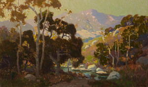 Art tPrints of Topanga by Elmer Wachtel