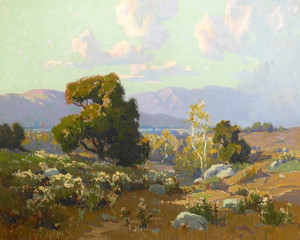 Art Prints of Wild Buckwheat by Elmer Wachtel