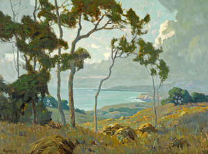 Art Prints of Montecito by Elmer Wachtel
