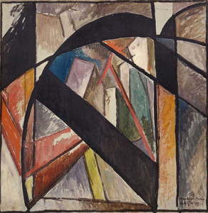 Art prints of Brooklyn Bridge by Albert Gleizes