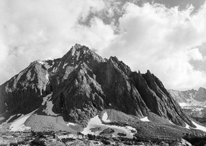 Art prints of Center Peak, Center Basin, Kings River Canyon by Ansel Adams