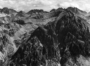 Art prints of From Windy Point, Kings River Canyon by Ansel Adams