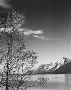 Art prints of Grand Teton National Park, Wyoming by Ansel Adams