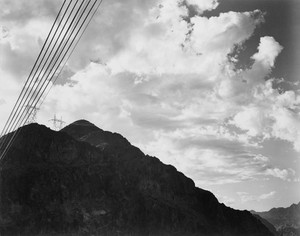 Art prints of Photograph Looking Toward Sugarloaf Mountain by Ansel Adams