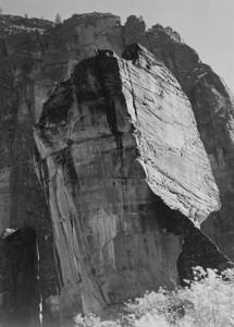 Art prints of Rock formation, Zion National Park, Utah